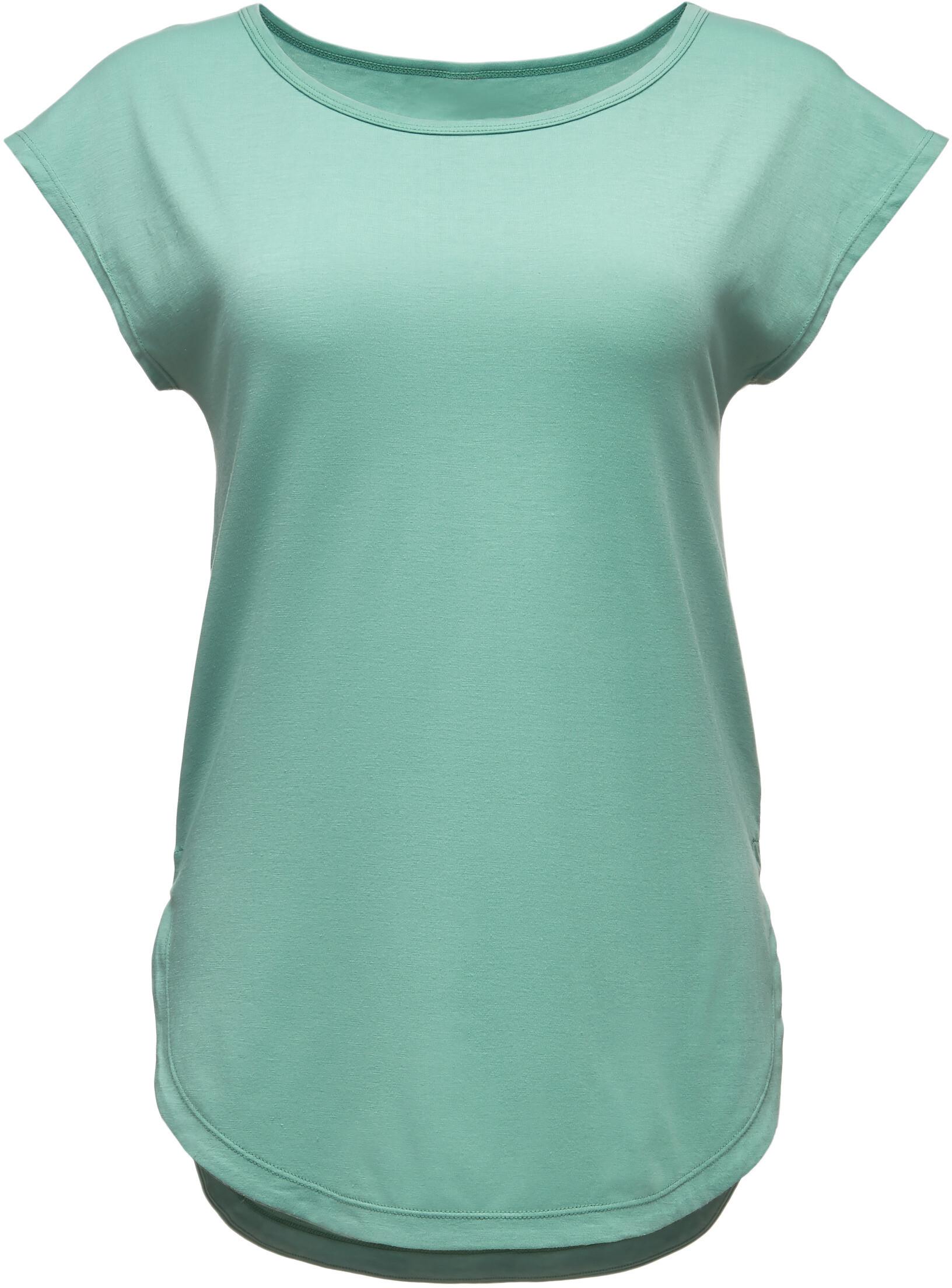 Black Diamond Stem - T-shirt manches courtes Femme - turquoise sur ... ff46fd98aa60